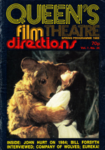 Cover of Film Directions