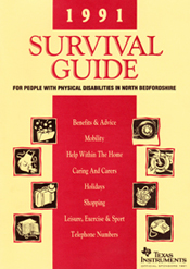Survival Guide front cover - 1991