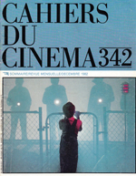 Cahiers 342 cover