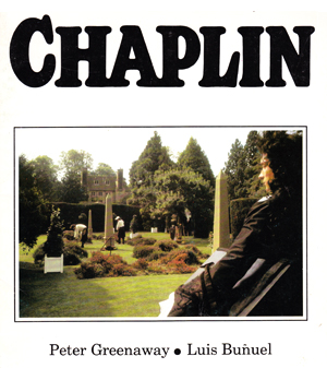 Front cover of Chaplin magazine, issue 5, 1983