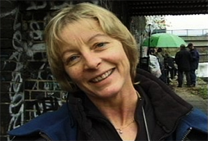 Photo of Sue Gibson taken from Womenbehindthecamera.com