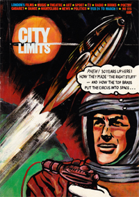 City Limits front cover Feb 24, 1983